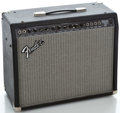 Musical Instruments:Amplifiers, PA, & Effects, Fender Deluxe 112 Black Guitar Amplifier #LO-636224...