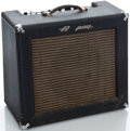 Musical Instruments:Amplifiers, PA, & Effects, 1960's Ampeg Reverberocket Guitar Amplifier #310328...