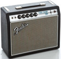 Musical Instruments:Amplifiers, PA, & Effects, 1968 Fender Vibro Champ Black Guitar Amplifier ...