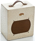 Musical Instruments:Amplifiers, PA, & Effects, 1940's Epitome Student Crinkle Amplifier Head ...