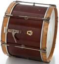 Musical Instruments:Drums & Percussion, Ludwig WFL Brown ...