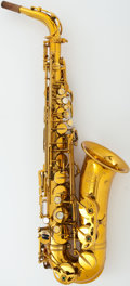 Musical Instruments:Horns & Wind Instruments, 1966 Selmer Mark VI Lacquer Alto Saxophone #M 138915...