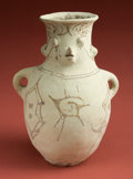 American Indian Art:Pottery, Huastec Deity Jar...