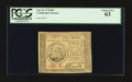 Continental Currency September 26, 1778 $50 PCGS Choice New 63