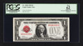Small Size:Legal Tender Notes, Fr. 1500 $1 1928 Legal Tender Note. PCGS Apparent New 62.. ...