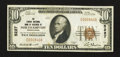 National Bank Notes:Pennsylvania, Northampton, PA - $10 1929 Ty. 1 The Cement NB of Siegfried Ch. # 5227. ...