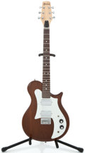 Musical Instruments:Electric Guitars, 1970's Gretsch Beast Mahogany Solid Body Electric Guitar #9154...