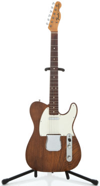 1968 Fender Telecaster Refinished Solid Body Electric Guitar #213076