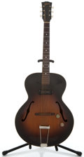 Musical Instruments:Electric Guitars, 1949 Gibson ES-125 Sunburst Archtop Electric Guitar #3779 34...