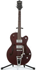 Musical Instruments:Electric Guitars, Gretsch G 5120 Wine Red Semi-Hollow Body Electric Guitar #K508093916...