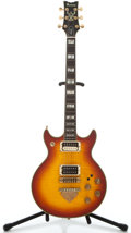 Musical Instruments:Electric Guitars, 1980's Ibanez Artist Sunburst Solid Body Electric Guitar#A824184...