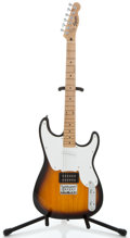 Musical Instruments:Electric Guitars, Squire '51 Sunburst Solid Body Electric Guitar #IC050745026...