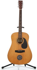 Musical Instruments:Acoustic Guitars, Sigma DM 1 Natural Acoustic Guitar #95050005...