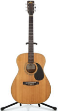 Musical Instruments:Acoustic Guitars, 1980's Sigma GCS-6 Natural Acoustic Guitar #4724...