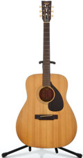 Musical Instruments:Acoustic Guitars, Yamaha Red Label FG140 Natural Acoustic Guitar #T0084962...