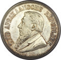 South Africa, South Africa: Republic Proof 2.5 Shillings 1892,...