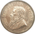 South Africa, South Africa: Republic 2.5 Shillings 1894,...