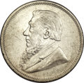 South Africa, South Africa: Republic 2 Shillings 1895,...
