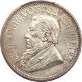 South Africa, South Africa: Republic 2.5 Shillings 1893,...