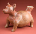 Antiques:Antiquities, Large Colima Dog...