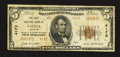 National Bank Notes:Colorado, Salida, CO - $5 1929 Ty. 2 The First NB Ch. # 4172. ...