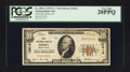 National Bank Notes:Pennsylvania, Derry, PA - $10 1929 Ty. 1 First NB Ch. # 12912. ...