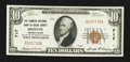 National Bank Notes:Pennsylvania, Bristol, PA - $10 1929 Ty. 1 The Farmers NB of Bucks County Ch. # 717. ...