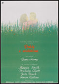 """Movie Posters:Drama, A Room With a View (Goldcrest Films International, 1988). Polish One Sheet B1 (26.4"""" X 38.4""""). Drama. ..."""