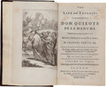 Books:Literature Pre-1900, Miguel Cervantes de Saavedra. The Life and Exploits of theingenious gentleman Don Quixote de la Mancha. Translate...(Total: 2 Items)