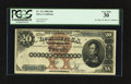Large Size:Silver Certificates, Fr. 311 $20 1880 Silver Certificate PCGS Very Fine 30.. ...