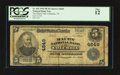 National Bank Notes:Tennessee, Columbia, TN - $5 1902 Plain Back Fr. 603 The Maury NB Ch. # 4849....