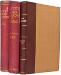 Books:Sporting Books, Three Big Game Hunting Books, including: B. H. Jessen. W. N.McMillan's Expeditions and Big Game Hunting in Sudan, A... (Total:3 Items)