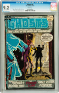 Bronze Age (1970-1979):Horror, Ghosts #4 (DC, 1972) CGC NM- 9.2 White pages....