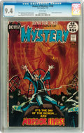 Bronze Age (1970-1979):Horror, House of Mystery #198 (DC, 1972) CGC NM 9.4 White pages....