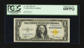 Small Size:World War II Emergency Notes, Fr. 2306 $1 1935A North Africa Silver Certificate. PCGS Superb GemNew 68PPQ.. ...