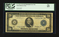 Large Size:Federal Reserve Note, Fr. 974* $20 1914 Federal Reserve Note PCGS Fine 15.. ...