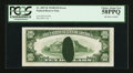 Error Notes:Ink Smears, Fr. 2007-B $10 1934B Federal Reserve Note. PCGS Choice About New58PPQ.. ...