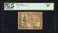 Colonial Notes:Virginia, Virginia May 4, 1778 (Dates Handwritten) $8 PCGS Extremely Fine40.. ...