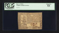 Colonial Notes:Virginia, Virginia May 4, 1778 (Dates Handwritten) $6 PCGS About New 53.. ...