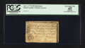 Colonial Notes:North Carolina, North Carolina April 2, 1776 $20 Rattlesnake PCGS ApparentExtremely Fine 45.. ...