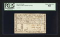 Colonial Notes:South Carolina, South Carolina February 8, 1779 $90 PCGS Choice About New 55.. ...