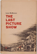 Books:First Editions, Larry McMurtry. The Last Picture Show. New York: Dial, 1966.First edition, first printing. Octavo. 280 pages. P...