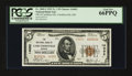 National Bank Notes:Missouri, Caruthersville, MO - $5 1929 Ty. 2 NB Ch. # 14092. ...