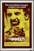 "Movie Posters:Action, Duel (Universal, 1972). International One Sheet (27"" X 41""). Action.. ..."