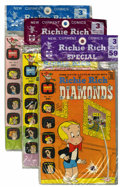 Bronze Age (1970-1979):Cartoon Character, Harvey-Pax Comics Richie Rich Related File Copy Group (Harvey,1972-74) Condition: Average VF/NM.... (Total: 23 Items)