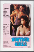 """Movie Posters:Adult, Hostage Girls and Others Lot (Nibo, 1984). One Sheets (4) (27"""" X 41"""") (three are Flat Folded). Adult.. ... (Total: 4 Items)"""