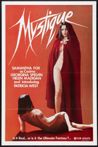 """Mystique and Others Lot (Sendy, 1980). One Sheets (4) (27"""" X 41"""") Flat Folded. Adult. ... (Total: 4 Items)"""