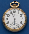 Timepieces:Pocket (post 1900), Ball Grade 435 C Official Standard. ...