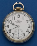 Timepieces:Pocket (post 1900), Ball 21 Jewel Official Standard (Hamilton). ...