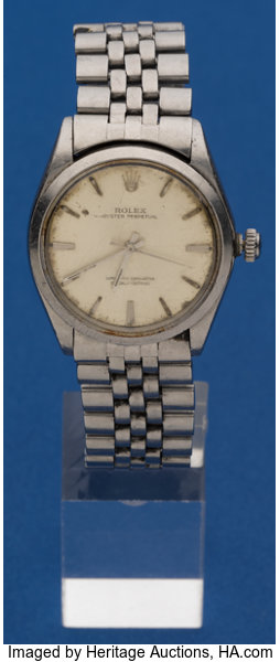 Rolex Reference 1002 Steel Oyster Perpetual Needing  05408960ac3